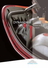 Dynafoam Brochure - Saint-Gobain Performance Plastics Foams