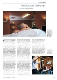 Leben mit cystischer Fibrose - Forschung Frankfurt