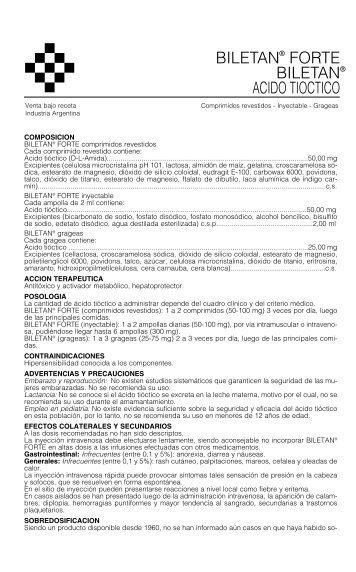 Biletan FORTE Prosp. 07/05.qxd - Gador SA