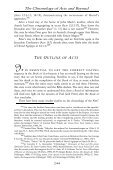 The Chronology of Acts and Beyond - Sunrise Publications - Page 4