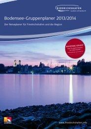 Bodensee-Gruppenplaner 2013/14 - Friedrichshafen