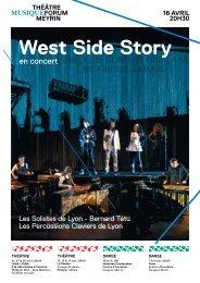 A propos de West Side Story - Forum-Meyrin
