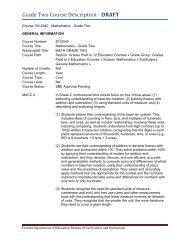2nd Grade Draft CCSS Mathematics - Florida Department of Education