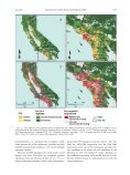 human influence on california fire regimes - San Francisco State ... - Page 6