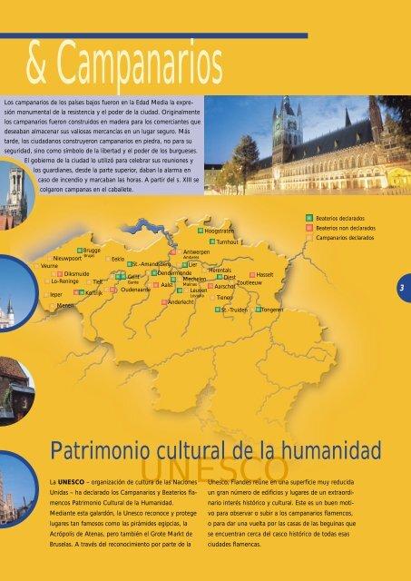 CASAS DE BEGUINAS - Flandes y Bruselas