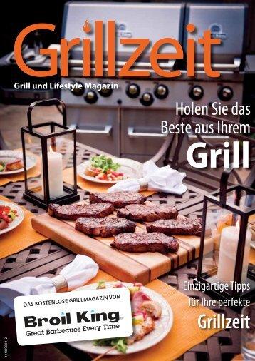 Broil King Magazin Grillzeit - Gardelino