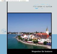 Wegweiser für Senioren.pdf - Friedrichshafen