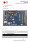 UMFT313EV Development Module - FTDI - Page 4