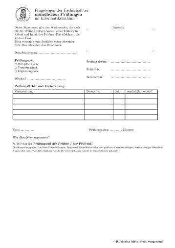 Protokollvorlage mündliche Prüfung (PDF)