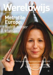 Metrotile Europe: - Flanders Investment & Trade