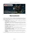 Poradnik GRY-OnLine do gry Legend of Grimrock - Gandalf - Page 4