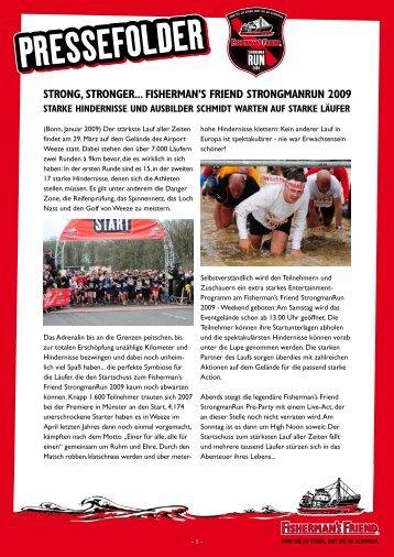 strong, stronger... fisherman's friend strongmanrun 2009