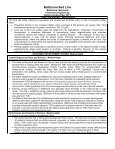 Baltimore Red Line Baltimore, Maryland - Federal Transit ... - Page 3