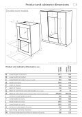 Installing the oven - Fisher & Paykel - Page 5