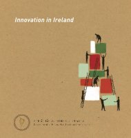 Innovation in Ireland - Department of Jobs, Enterprise and Innovation