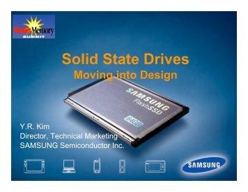 HDD - Flash Memory Summit