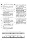 Bedienungsanleitung - Flowserve Corporation - Page 4
