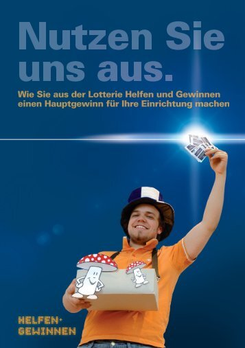 HELFEN+ GEWINNEN - Freie Wohlfahrtspflege NRW