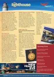 Summer 2011/12 Newsletter - Flagstaff Hill