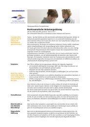 Posttraumatische Belastungsstörung - firma-web