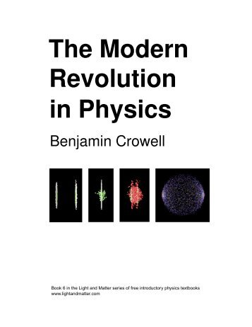 The Modern Revolution in Physics - The Free Information Society