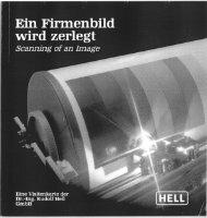 Eine Visitenkarte der Dr.-Ing. Rudolf Hell GmbH - Nonstop Systems