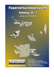 Katalog 2013 (pdf, ca. 11 MB) - Bacuplast