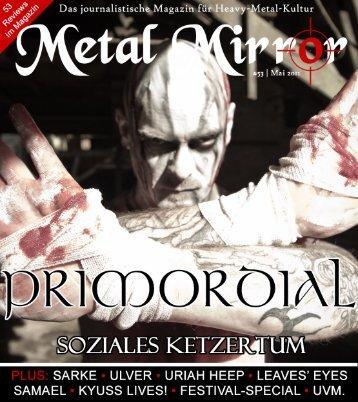 als PDF - Metal Mirror