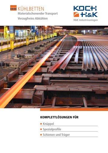 KÜHLBETTEN - KOCH H&K Industrieanlagen GmbH