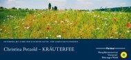 Christina Petzold – KRÄUTERFEE - Biosphärenreservat Vessertal ...