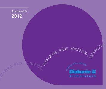Jahresbericht - Diakonie Neumünster