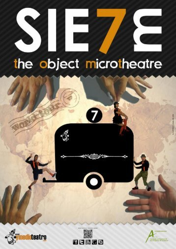 SIE7E, general information brochure - ymedioteatro