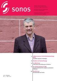 April 12 - sonos - Schweizerischer Verband für das Gehörlosenwesen