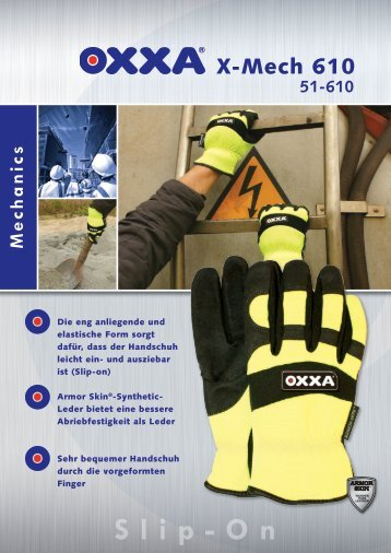 Slip-On - OXXA Safety Products