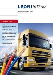 LEONI inTEAM - LEONI Business Unit Automotive Cables