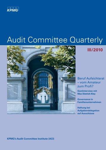 kpm616-ACQ_III-2010 20* ©.indd - Audit Committee Institute