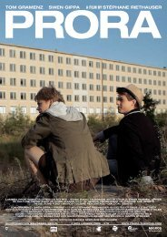 TOM GRAMENZ SWEN GIPPA A FILM BY STÉPHANE RIETHAUSER