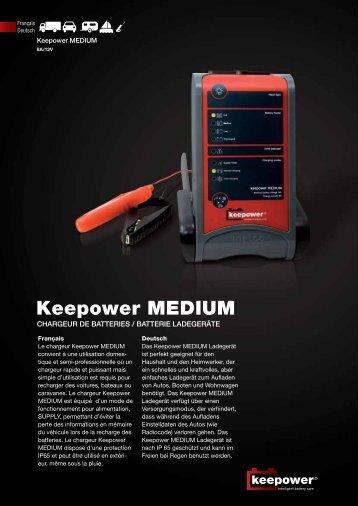 Keepower MEDIUM - Inelco
