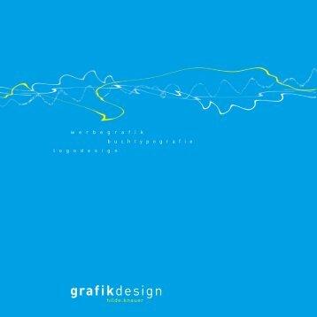 Hilde Knauer - Grafik Design