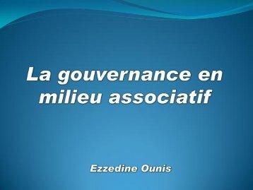La gouvernance en milieu associatif - Global Local Forum