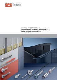 Facade catalogue Innovative fastening systems and application ...