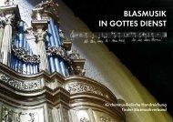 BLASMUSIK IN GOTTES DIENST - Blasmusikverband Tirol