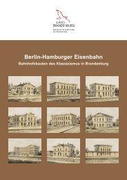 Berlin-Hamburger Eisenbahn