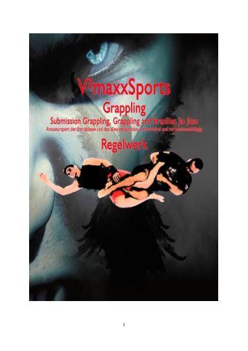 Regelwerk Grappling - Submissionfighting - Brazillian Jiu Jitsu