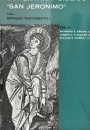 Comentario Biblico San Jeronimo 01.pdf - Comunidad San Juan