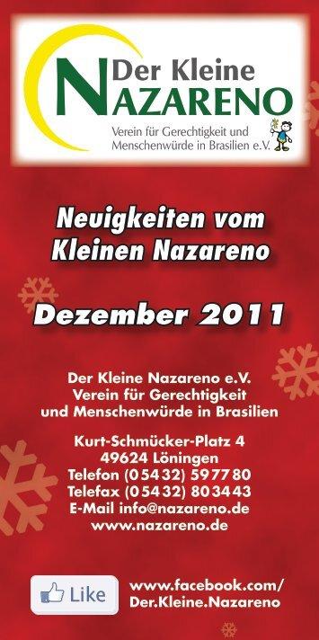 Dezember 2011 - Amazonas-online.de