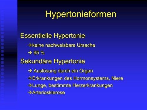 Hypertonie und Tauchen - LTVT