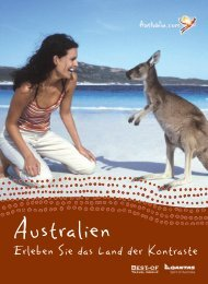 Best of Travel Brochure - Western Australia
