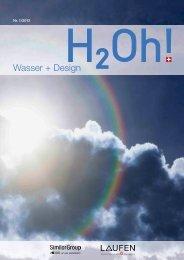 H2Oh! Wasser + Design. 1/2012 - Similor