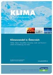 Klimawandel in Österreich - Global 2000